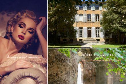 hotel gallifet aix-en-provence event