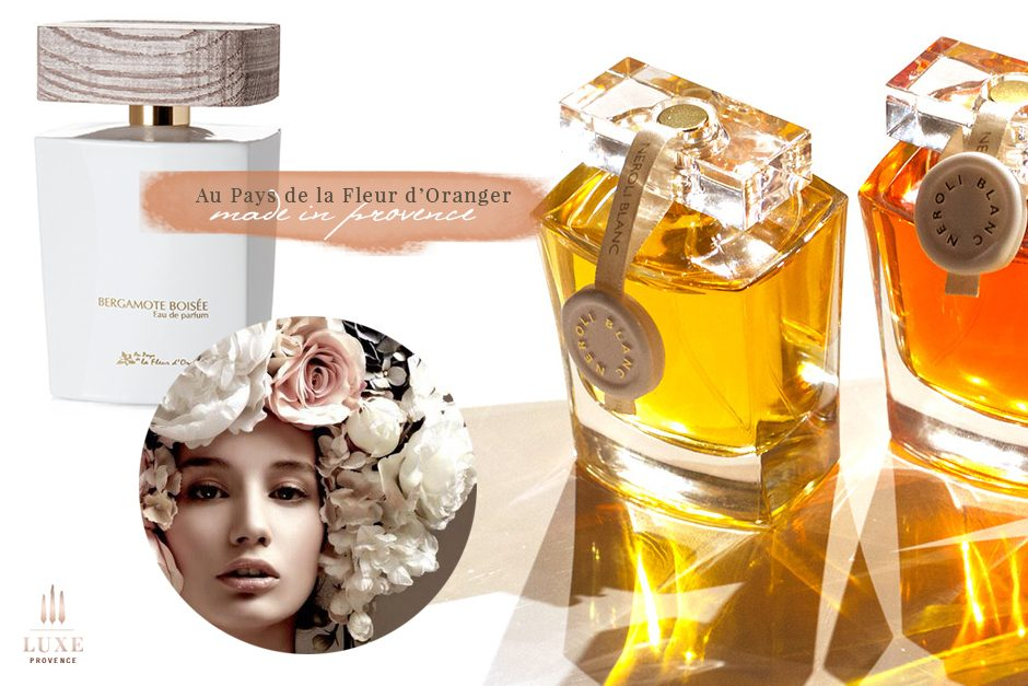 luxe provence perfume