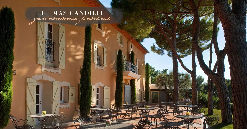 le mas candille luxe provence hotel