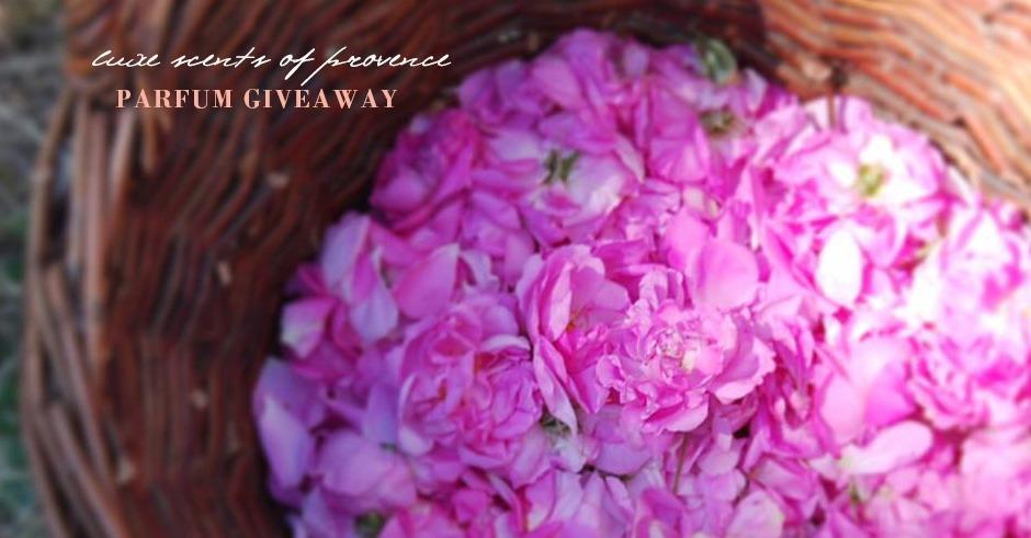 niche parfum provence rose