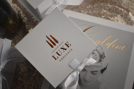 luxury wedding gifts, bridesmaid gifts from provence