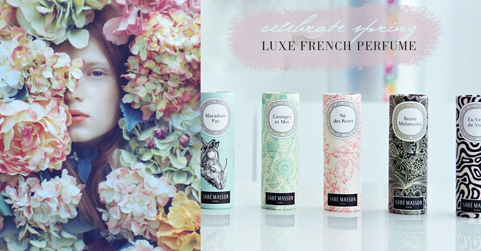 luxury french giftbox spring