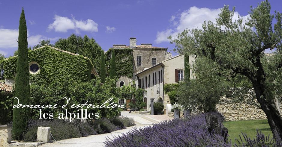 luxe provence hotels domaine d'estoublon chateau
