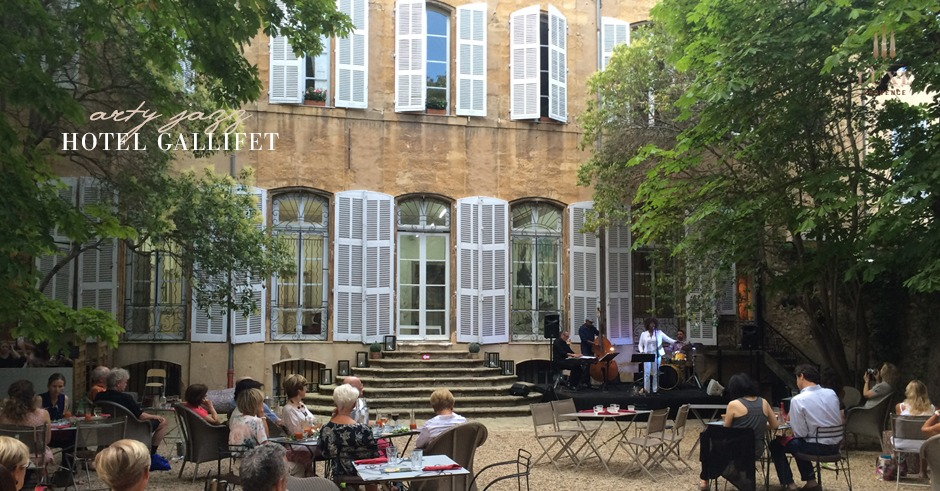 arty jazz hotel gallifet luxe provence city guide aix en provence travel