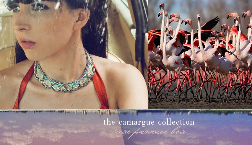 luxe provence gifts from provence camargue