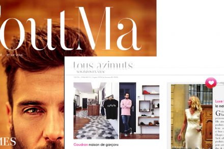luxe provence selected as editor's choice toutma magazine press