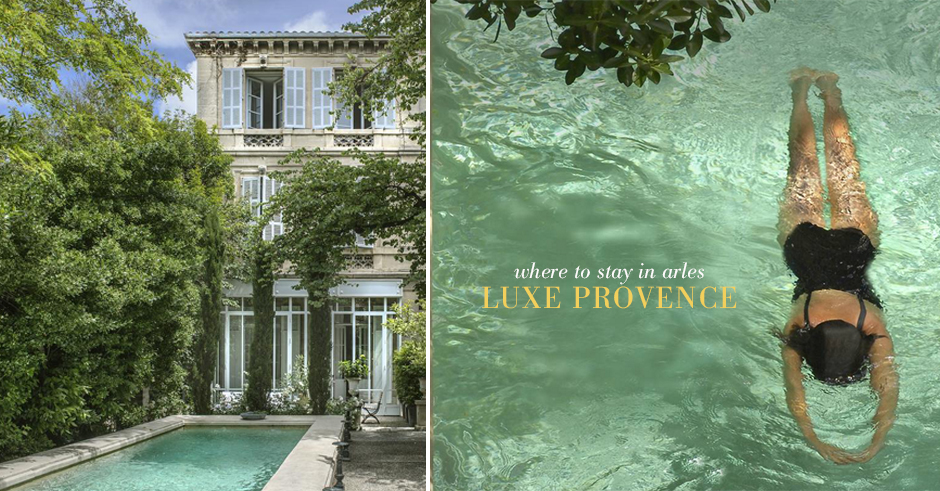 hotel particulier 5 star luxury hotel provence
