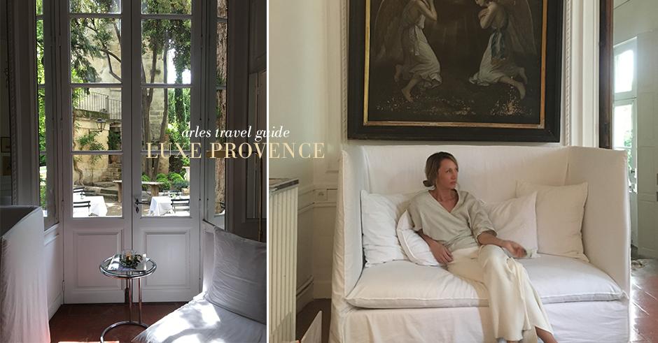 tarik koivisto luxe provence founder hotel particulier arles