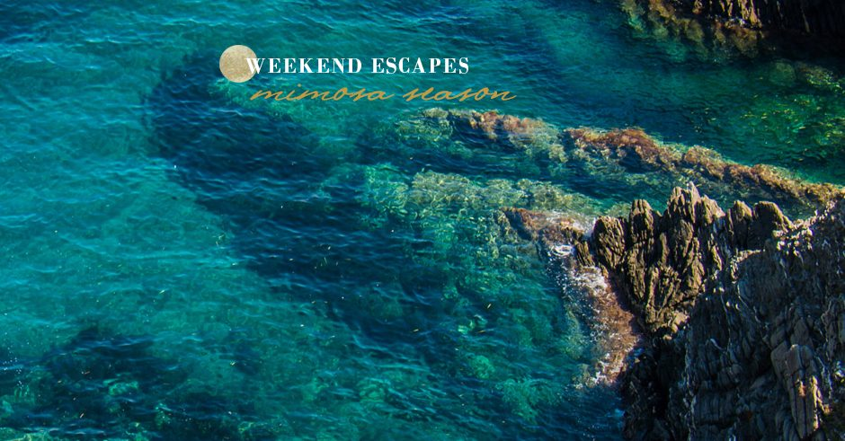 luxe provence weekend escape