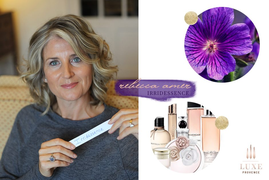 irridessence rebecca amer for luxe provence