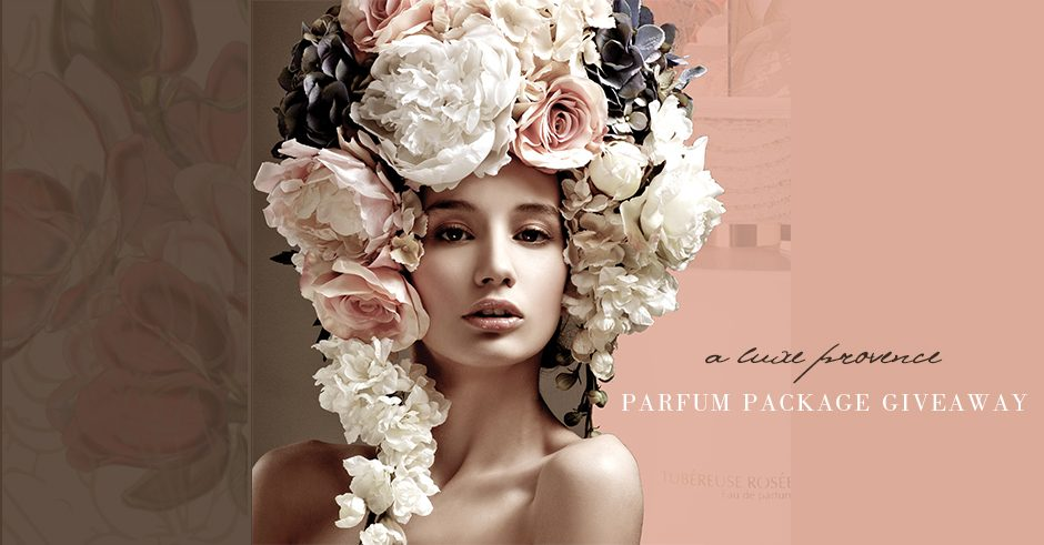 luxe provence parfum les inedits au pays de la fleur d'oranger