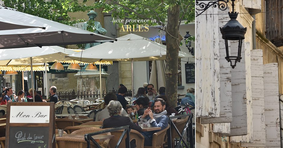 travel guide to arles by luxe provence